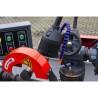 Aceasta masina de ascutit este echipata standard cu echipament de racire