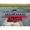 Aceasta masina de ascutit este prevazuta cu echipament de racire