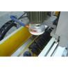 Aceasta masina de ascutit este echipata cu echipament de racire a cutitelor ce urmeaza sa fie ascutite
