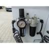 Este echipata cu sistem de lubrifiere centralizat
