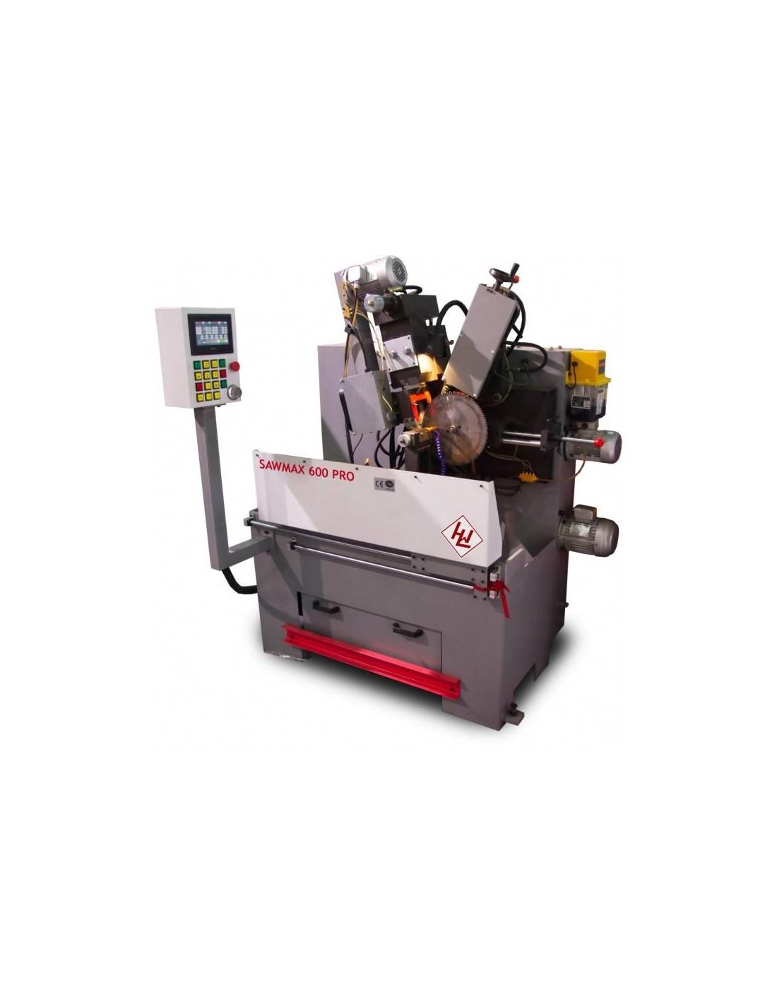 Masina pentru ascutit panze de circular Winter Sawmax 600 pro