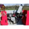 Aceasta masina automata de ascutit panze de circular permite realizarea automata a reglajelor