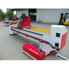 Aceasta masina de ascutit cutite plane este echipata cu avans automat al capului de ascutire in axa x