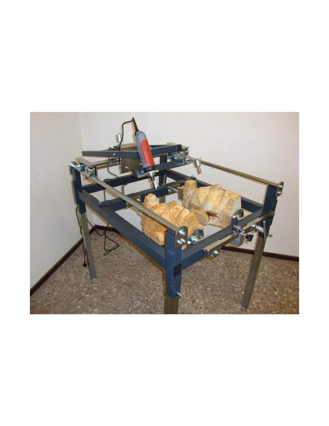 Masina de copiat, pantograf Winter KPF 350x500