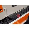 Viteza de avans poate fi ajustata intre 4 - 13 m/min