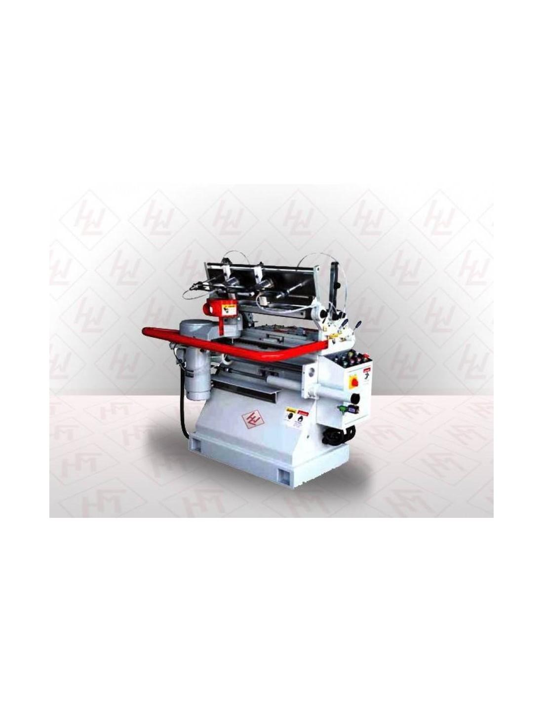 Masina pentru frezat imbinari in coada de randunica Winter YC-480