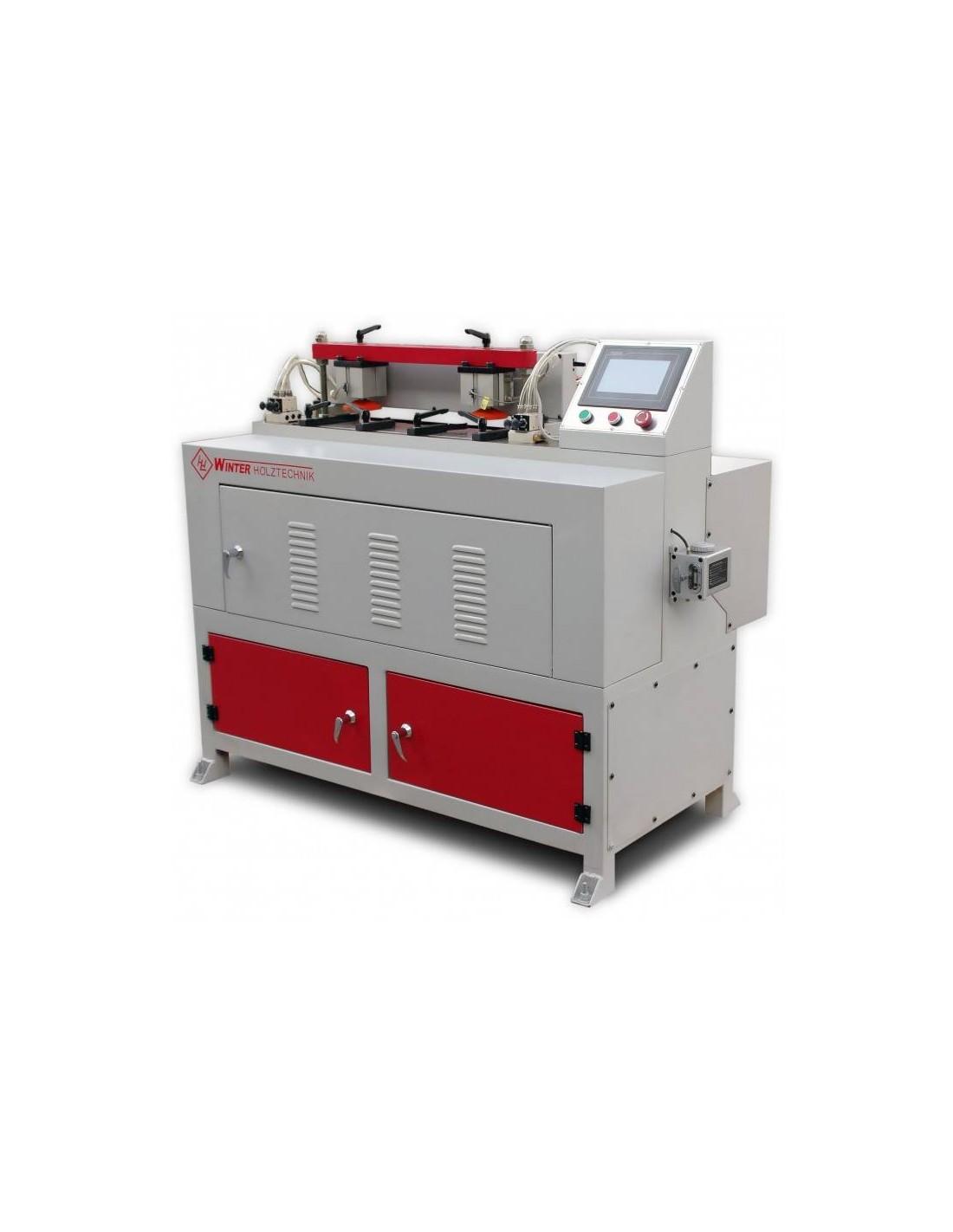 Masina pentru frezat imbinari in coada de randunica Winter CNC-500