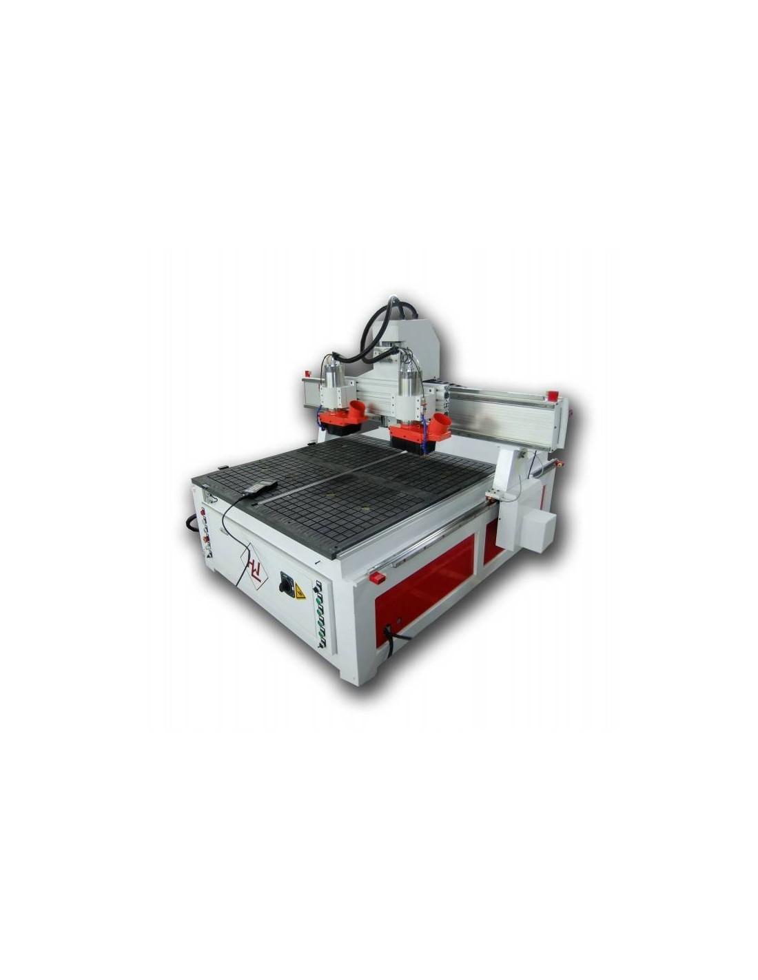 Masina de frezat si gravat CNC Winter RouterMax 1313 Simultane Deluxe