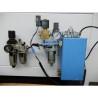 Unitatea de lubrifiere livrata standard asigura intretinerea usoara a acestui router CNC