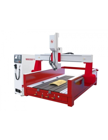 Router CNC Winter RouterMax A-Axis 1325 Deluxe