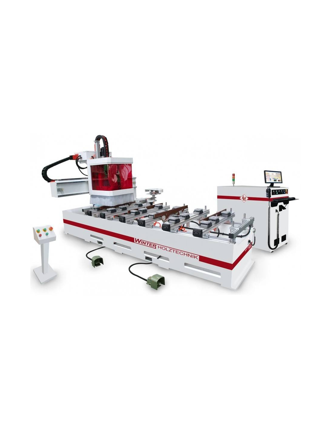 Router CNC Winter RouterMax 1230 All-Rounder