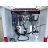 Este dotata cu motor de 3,0 kW pentru unitatea de gaurire orizontala