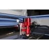 Aceasta masina de gravat este prevazuta cu un laser cu puterea de 150 W