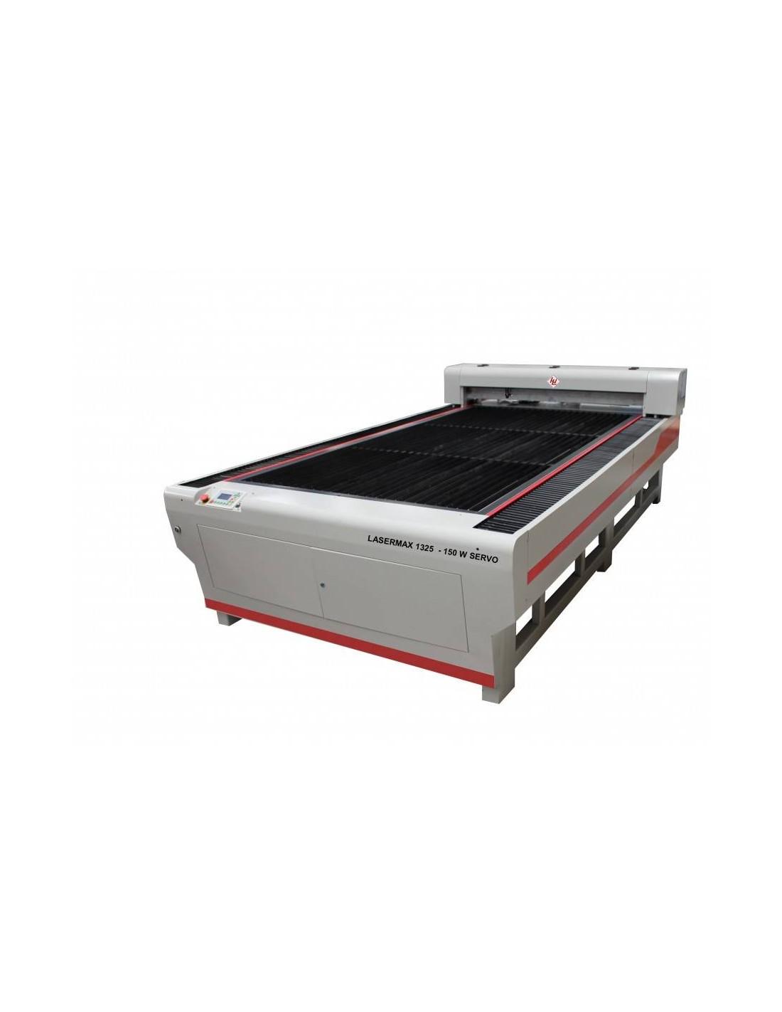 Masina de gravat si taiat cu laser CO2 Winter LaserMax Maxi 1325 - 150 W SERVO