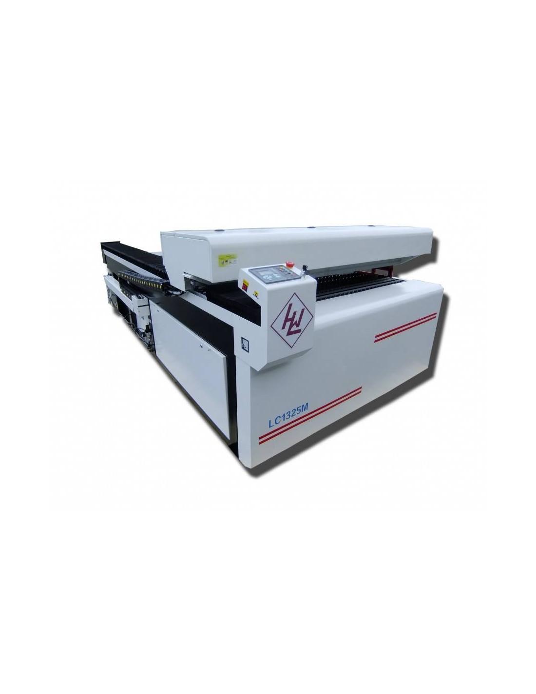 Masina de gravat si taiat cu laser CO2 Winter LaserMax-Metall 1325 - 150 W