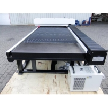 Este livrata standard cu echipament pentru racire laser
