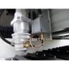 Aceasta masina de taiat este dotaat cu un laser puternic cu puterea de 150 W