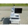 Aceasta masina de marcat cu laser este livrata cu computer industrial