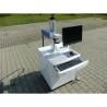 Acest marcator laser este echipat cu monitor LED