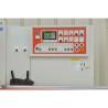 Elementele de control sunt aranjate logic pe panoul de comanda fiind usor de actionat