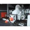 Axul superior poate fi ajustat electric cu ajutorul unui sistem de control PLC cu afisaj digital