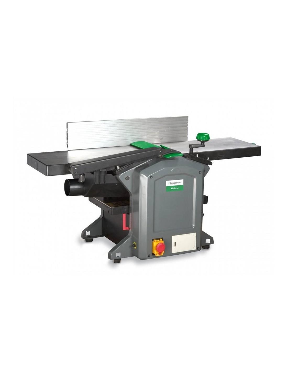 Masina pentru rindeluire si degrosare Holzstar ADH 250