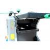 Permite degrosarea pieselor cu latimi de pana la 305 mm