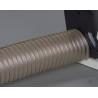 Aceasta masina de slefuit este dotata standard cu hota de exhaustare pentru racordarea la un sistem de exhaustare