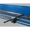 Limitatorul spate (485 mm) prevazut cu scala este ideal pentru debitarea in serie