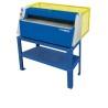 Foarfeca electrica de precizie pentru tabla Metallkraft MTBS 1050-10 cu stand optional