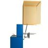 Este livrata standard cu protectie metalica pentru ecartamentul spate