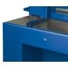 Limitatorul lateral este prevazut cu scala milimetrica