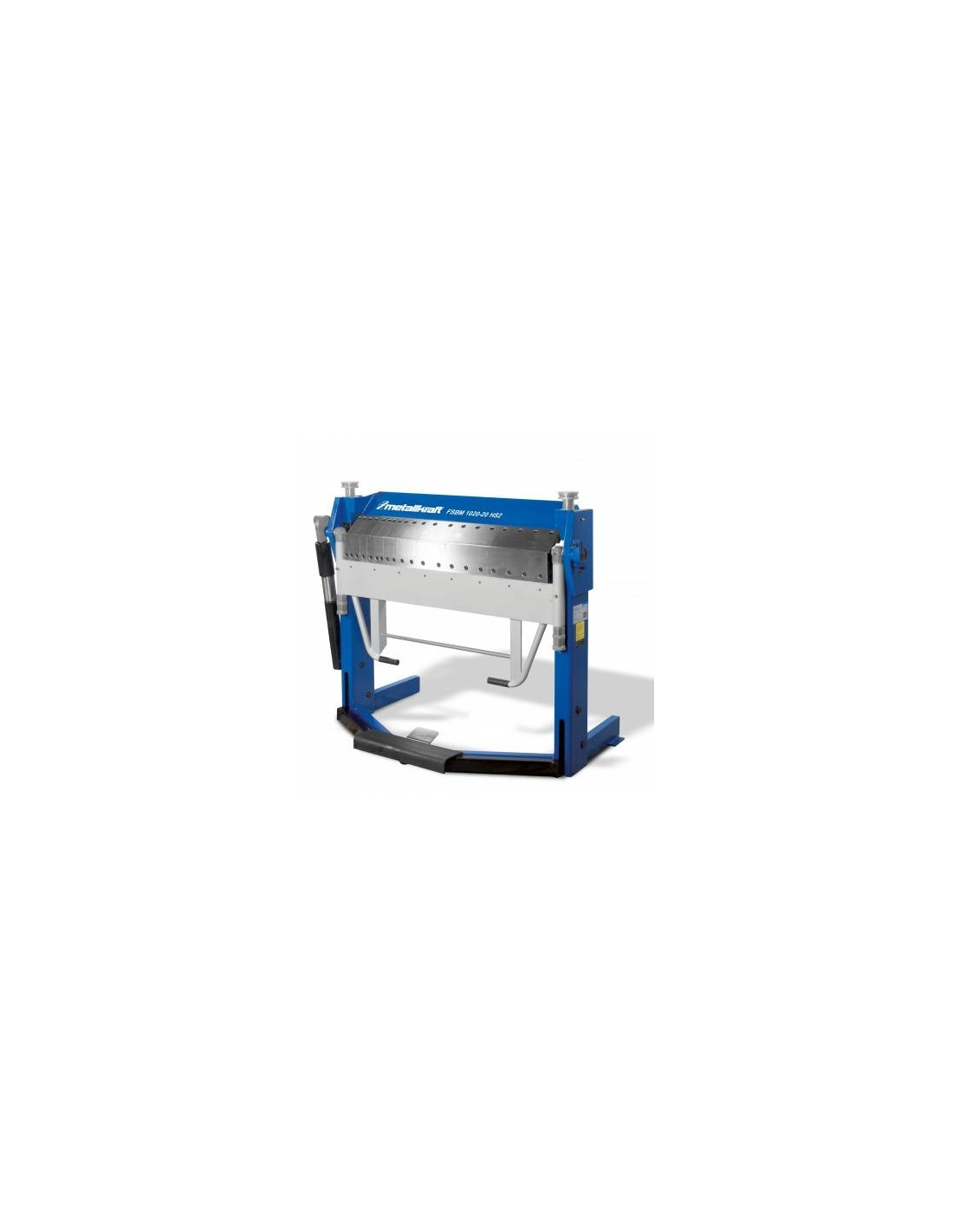 Abkant manual cu falca superioara si inferioara segmentate Metallkraft FSBM 1270-20HS2