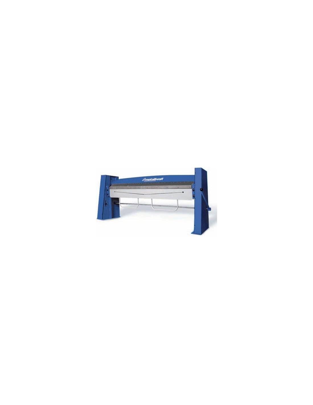 Abkant manual cu lama ascutita Metallkraft HSBM 2620-16