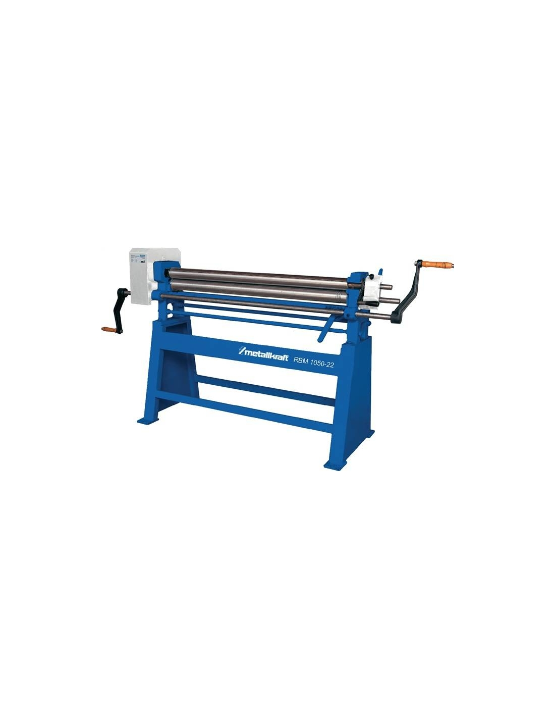 Masina manuala pentru roluit tabla Metallkraft RBM 1050-22