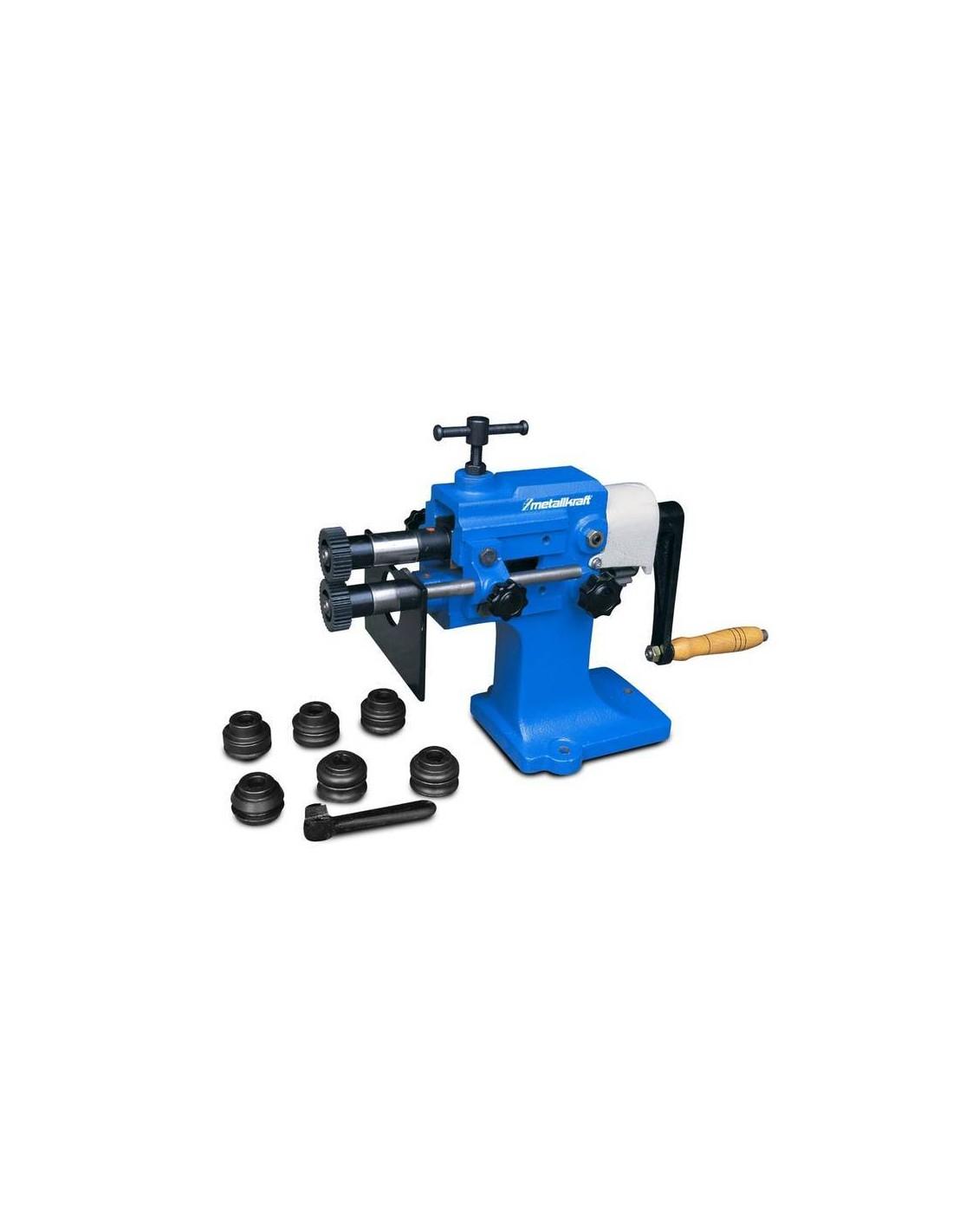 Masina de zencuit manuala Metallkraft SBM 110-08