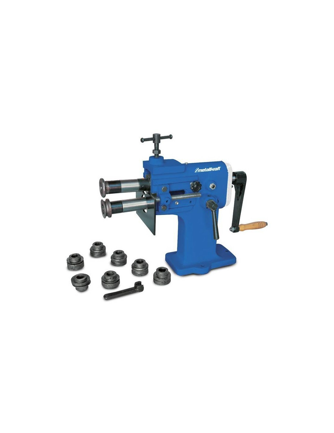Masina de zencuit manuala Metallkraft SBM 140-12
