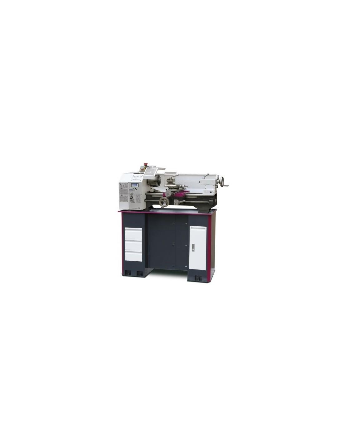 Strung de precizie Optimum TU 2406 - 230 V cu stand optional