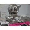 Este livrat standard cu universal cu 3 bacuri diametru 160 mm