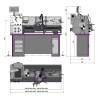 Strung universal Optimum TU 3209 V - dimensiuni de gabarit