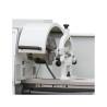 Puntea batiului poate fi demontata pentru prelucrarea pieselor cu diametru de pana la 590 mm