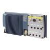 Este dotat standard cu convertizor de frecventa pentru controlul electronic al turatiei