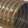 Tubulatura flexibila din poliuretan PU 400 C cu insertie metalica cu diametrul de 120 mm