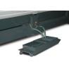 Rezervorul de lichid de racire este prevazut cu vizor si separator