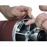 Fixarea benzii se realizeaza rapid fara a fi necesare alte scule