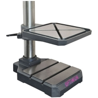 Masa si placa de baza sunt prevazute cu canale T pentru fixarea menghinelor