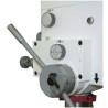 Aceasta masina de gaurit este dotata cu avans automat pinola