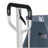 Manerul ergonomic cu care este prevazut acest model garanteaza operarea simpla si confortabila