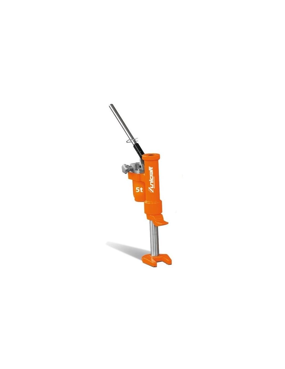 Cric hidraulic cu picior (toe jack) Unicraft HMH 5