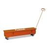 Acest set se livreaza in cutie metalica cu role si maner pentru transport